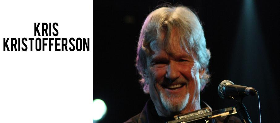Kris Kristofferson at American Music Theatre