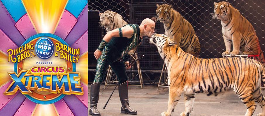 Ringling Bros. And Barnum & Bailey Circus at Wells Fargo Center