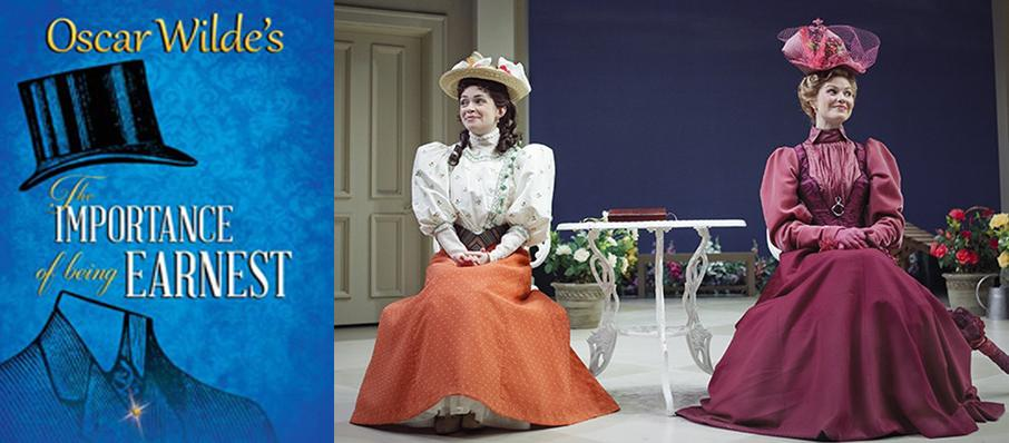 The Importance of Being Earnest at Walnut Street Theatre