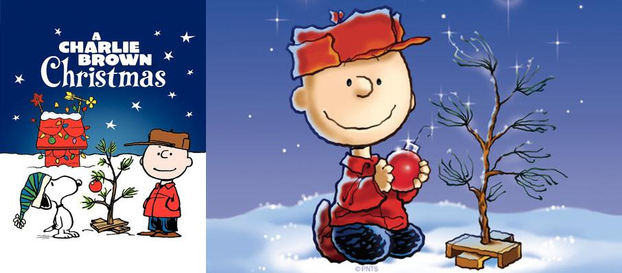 Charlie Brown Christmas at Merriam Theater