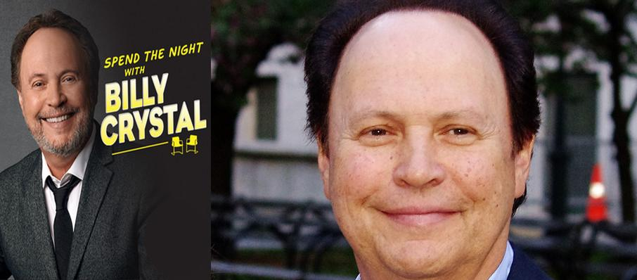Billy Crystal at Verizon Hall