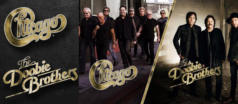 Chicago and the Doobie Brothers at BB&T Pavilion