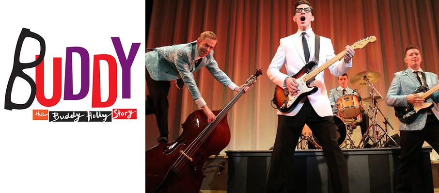 The Buddy Holly Story at Perelman Theater