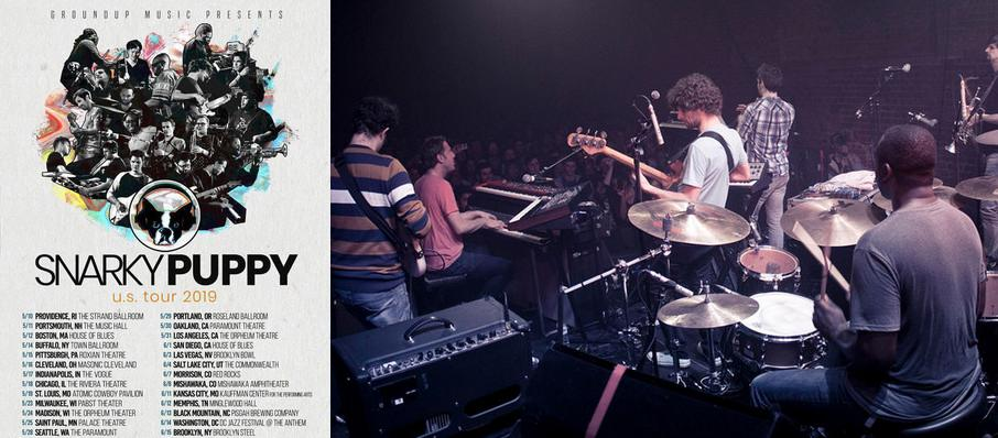 Snarky Puppy at The Fillmore