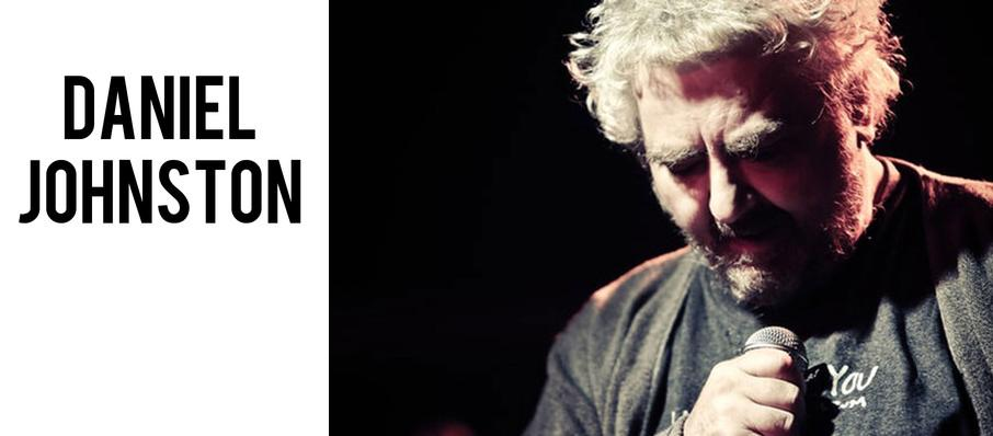Daniel Johnston at Tower Theater
