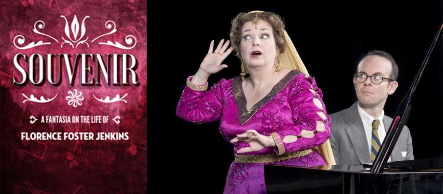 Souvenir: A Fantasia of Florence Foster Jenkins at Walnut Street Theatre