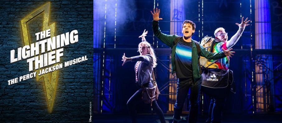 The Lightning Thief: The Percy Jackson Musical at Merriam Theater