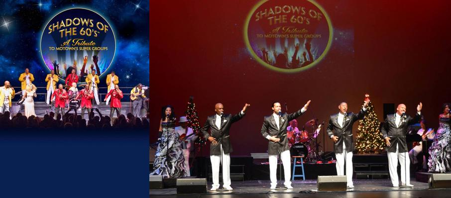 Shadows Of The 60s at Keswick Theater