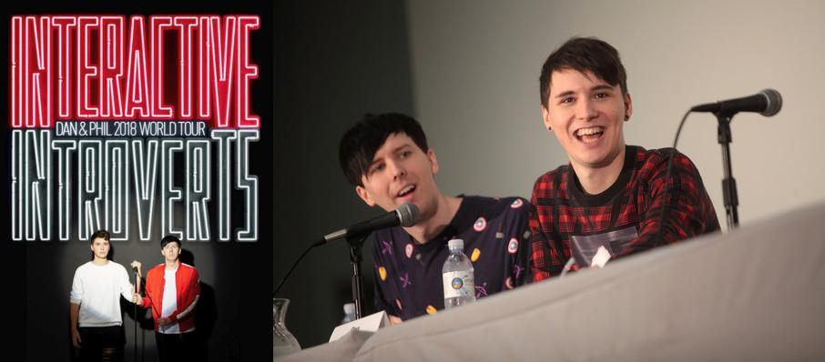 Dan and Phil at Tower Theater