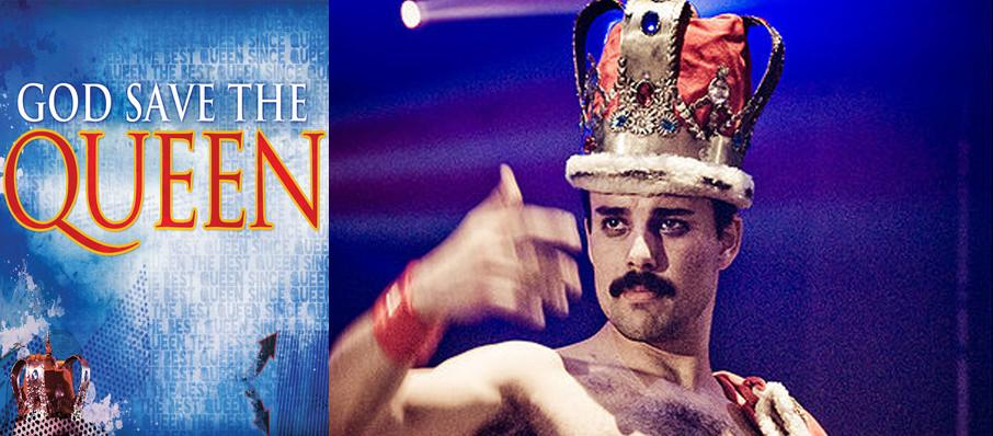 God Save the Queen - Queen Tribute at Tower Theater
