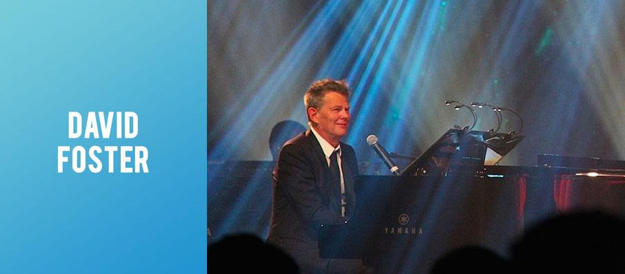 David Foster at American Music Theatre
