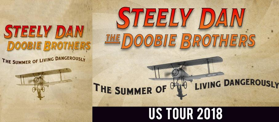 Steely Dan and The Doobie Brothers at BB&T Pavilion
