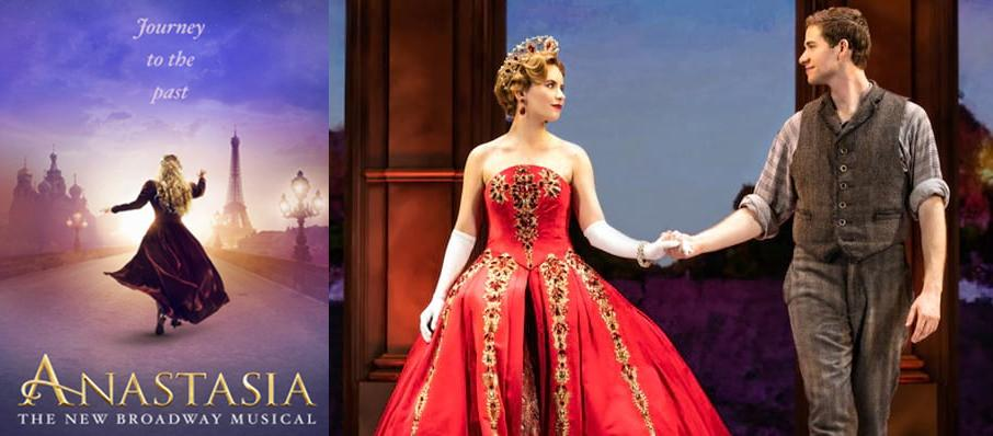 Anastasia at Academy of Music