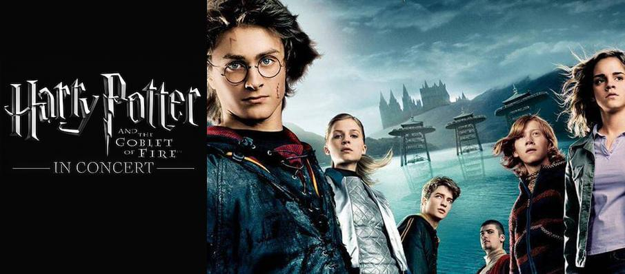 Harry Potter and the Goblet of Fire in Concert at Mann Center For The Performing Arts