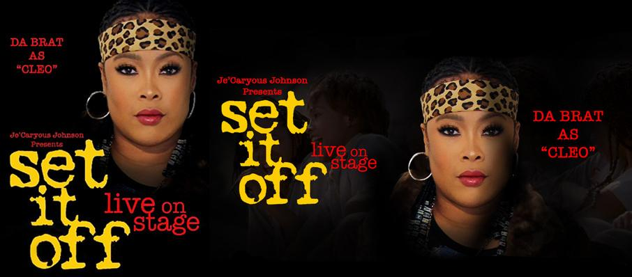 Je'Caryous Johnson's Set It Off at Merriam Theater