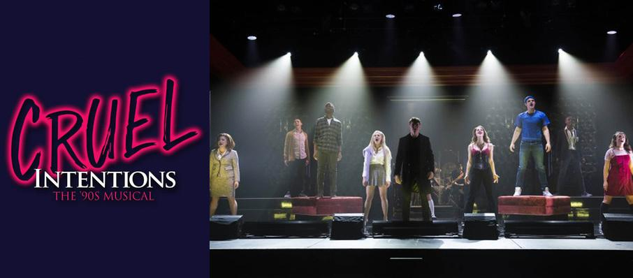 Cruel Intentions: The 90s Musical Experience at Perelman Theater