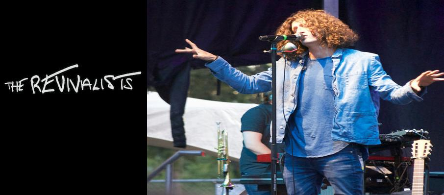 The Revivalists at Parx Casino and Racing