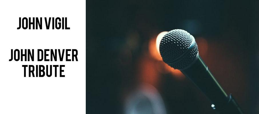Ted Vigil - John Denver Tribute at American Music Theatre