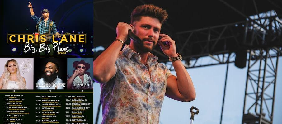 Chris Lane at Theatre Of The Living Arts
