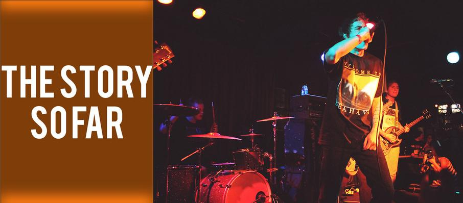 The Story So Far at Electric Factory