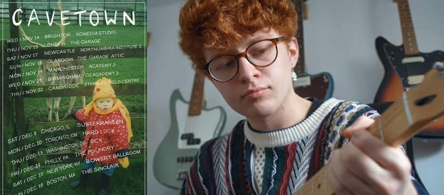 Cavetown at Theatre Of The Living Arts