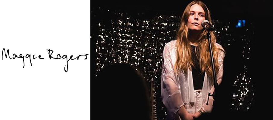 Maggie Rogers at Mann Center For The Performing Arts