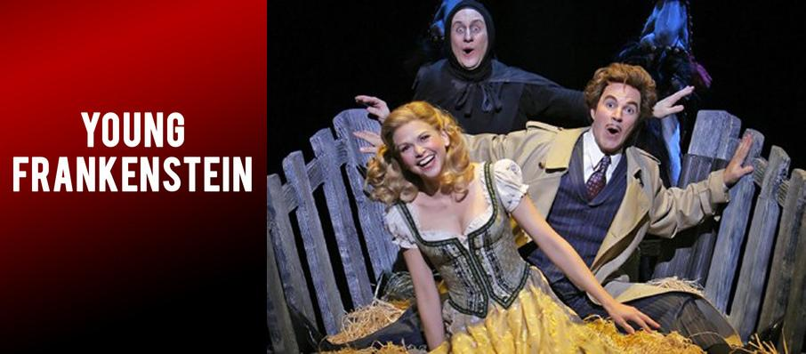 Young Frankenstein at Walnut Street Theatre