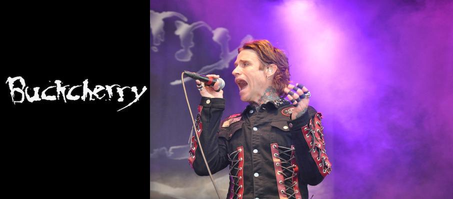 Buckcherry at Theatre Of The Living Arts