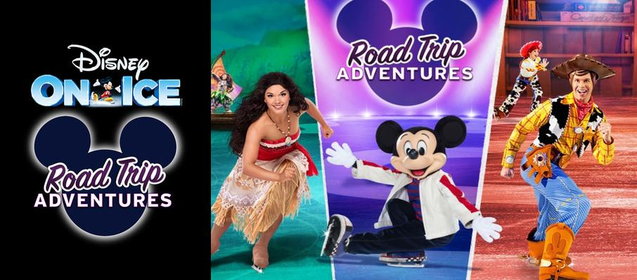 Disney On Ice: Road Trip Adventures at Wells Fargo Center