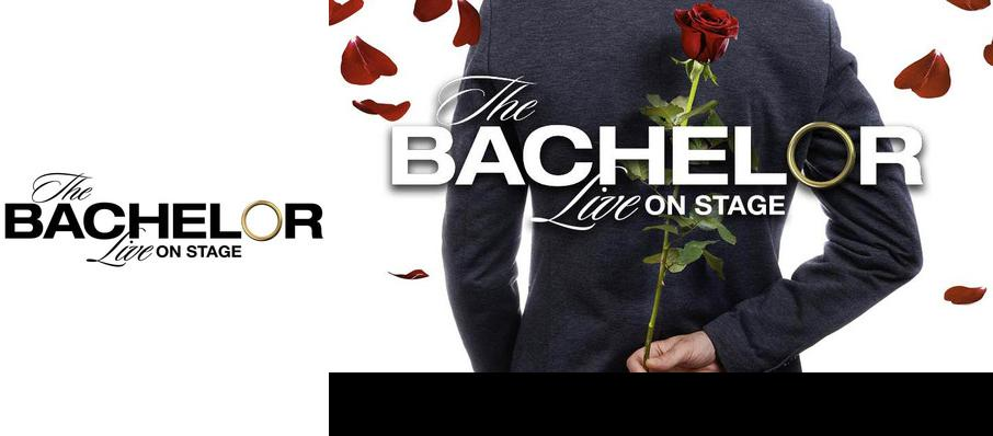 The Bachelor Live On Stage at The Met Philadelphia