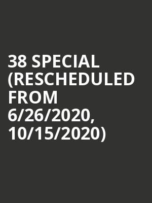 38 Special (Rescheduled from 6/26/2020, 10/15/2020) at American Music Theatre