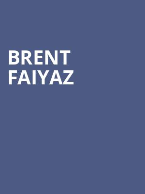 Brent Faiyaz at Theatre Of The Living Arts