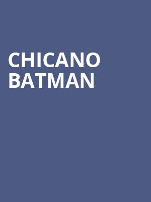 Chicano Batman at Tower Theater