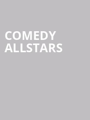 Comedy Allstars at Punch Line
