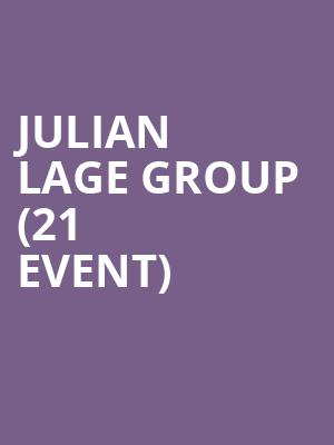 Julian Lage Group (21+ Event) at Johnny Brendas