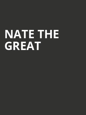 Nate the Great at Walnut Street Theatre