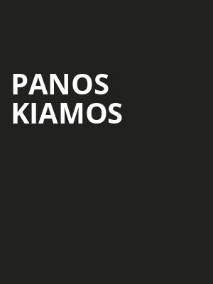 Panos Kiamos at Tower Theater
