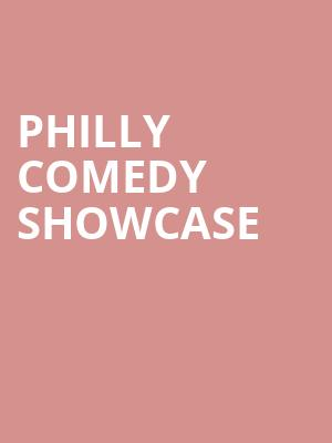 Philly Comedy Showcase at Punch Line