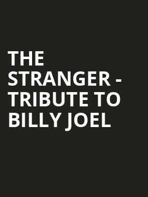 The Stranger - Tribute to Billy Joel at Musikfest Cafe