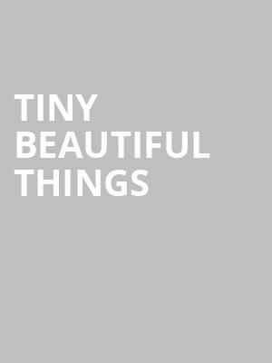 Tiny Beautiful Things at Arden Theatre Company
