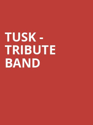 Tusk - Tribute Band at Musikfest Cafe