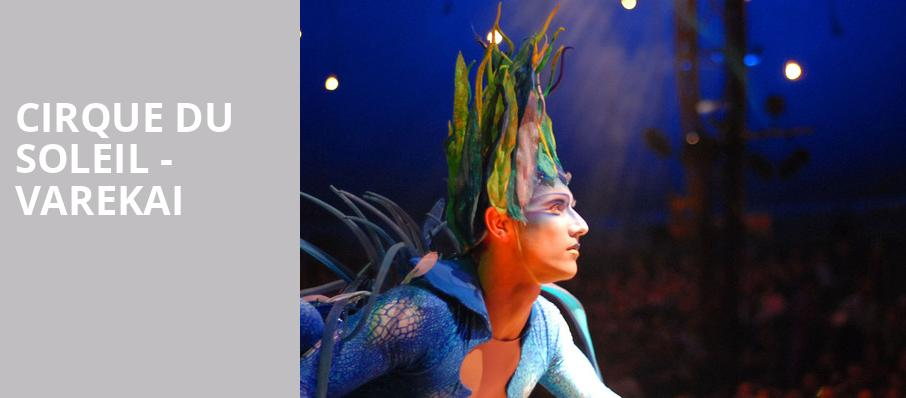 Cirque du Soleil Varekai, Liacouras Center, Philadelphia