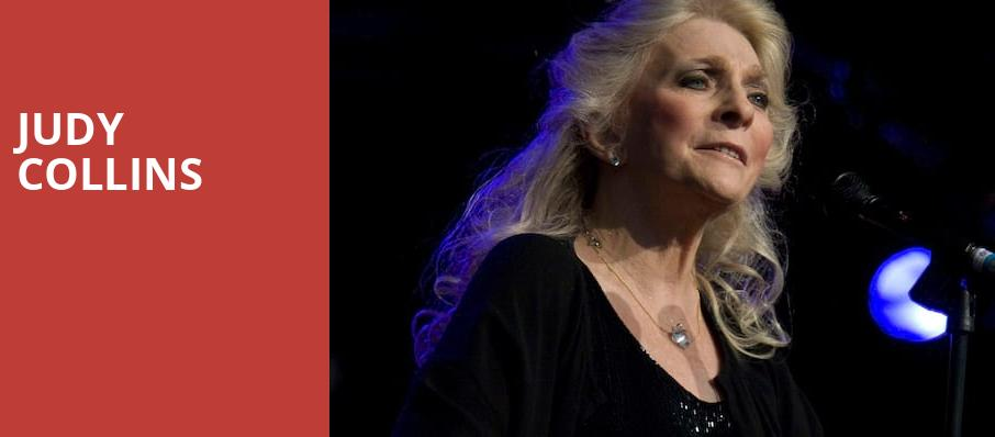 Judy Collins, Merriam Theater, Philadelphia
