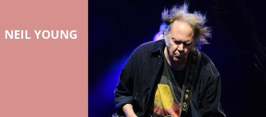 Neil Young, Tower Theater, Philadelphia