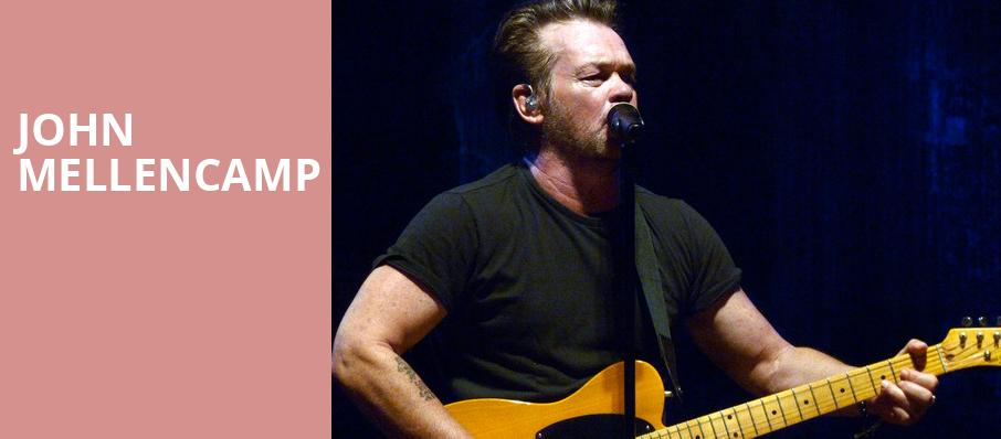 John Mellencamp, Mann Center For The Performing Arts, Philadelphia