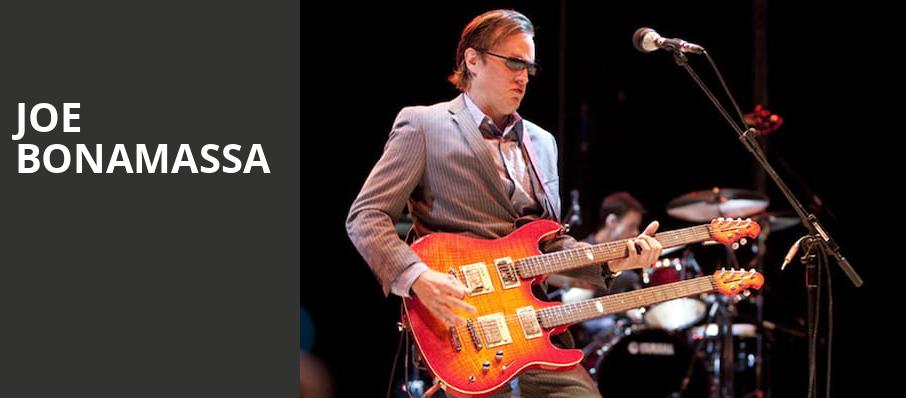 Joe Bonamassa, Academy of Music, Philadelphia