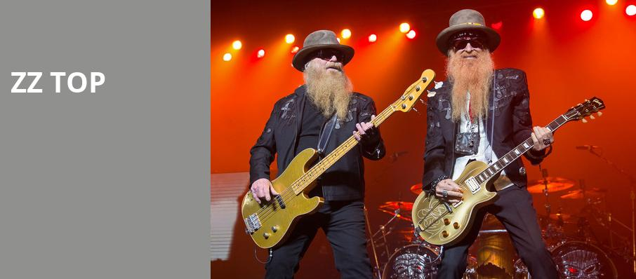 ZZ Top, Penns Peak, Philadelphia