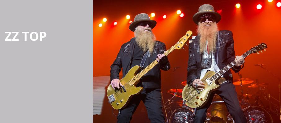 ZZ Top, Tower Theater, Philadelphia