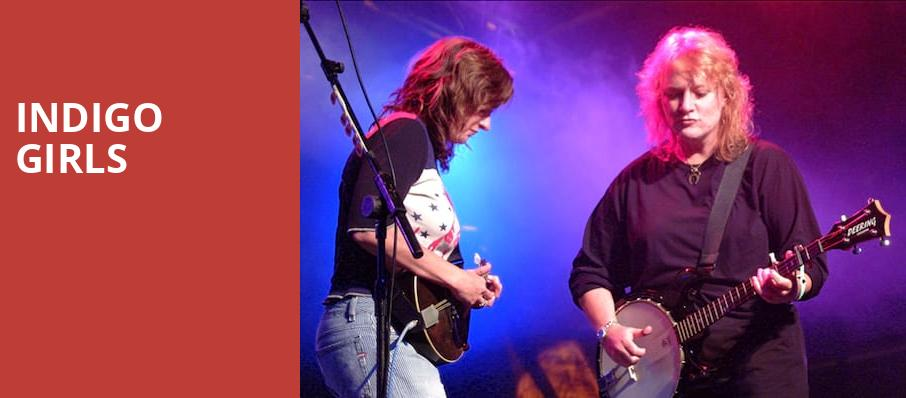 Indigo Girls, Keswick Theater, Philadelphia