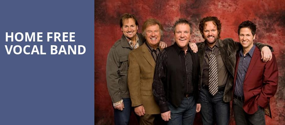 Home Free Vocal Band, American Music Theatre, Philadelphia